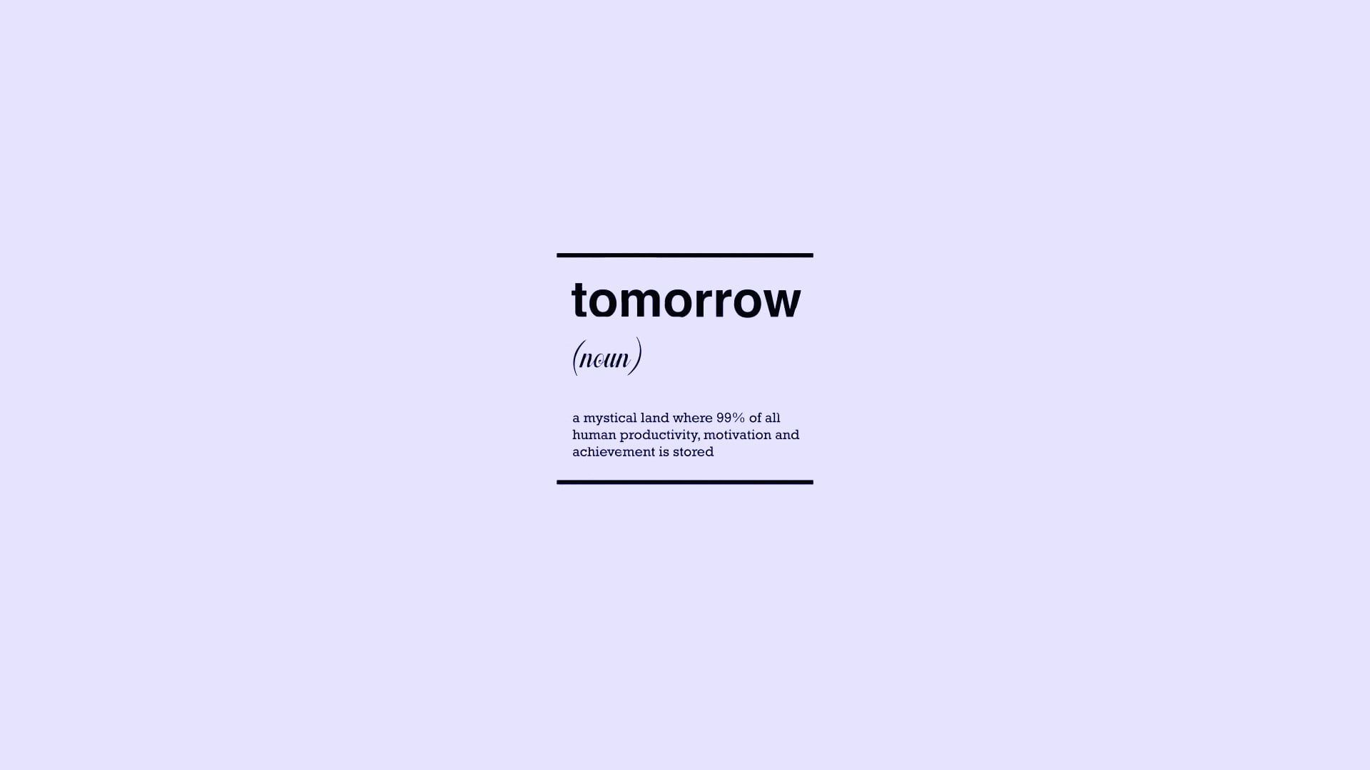 Tomorrow Text Overlay Tomorrow Text Simple White Background Typography T In 2020 Laptop Wallpaper Aesthetic Desktop Wallpaper Computer Wallpaper Desktop Wallpapers