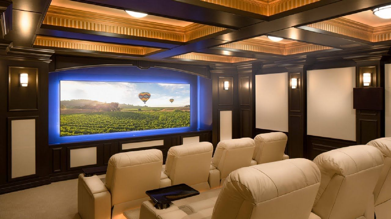25 Cool Home Theater Ideas With Attractive Interior Design Home