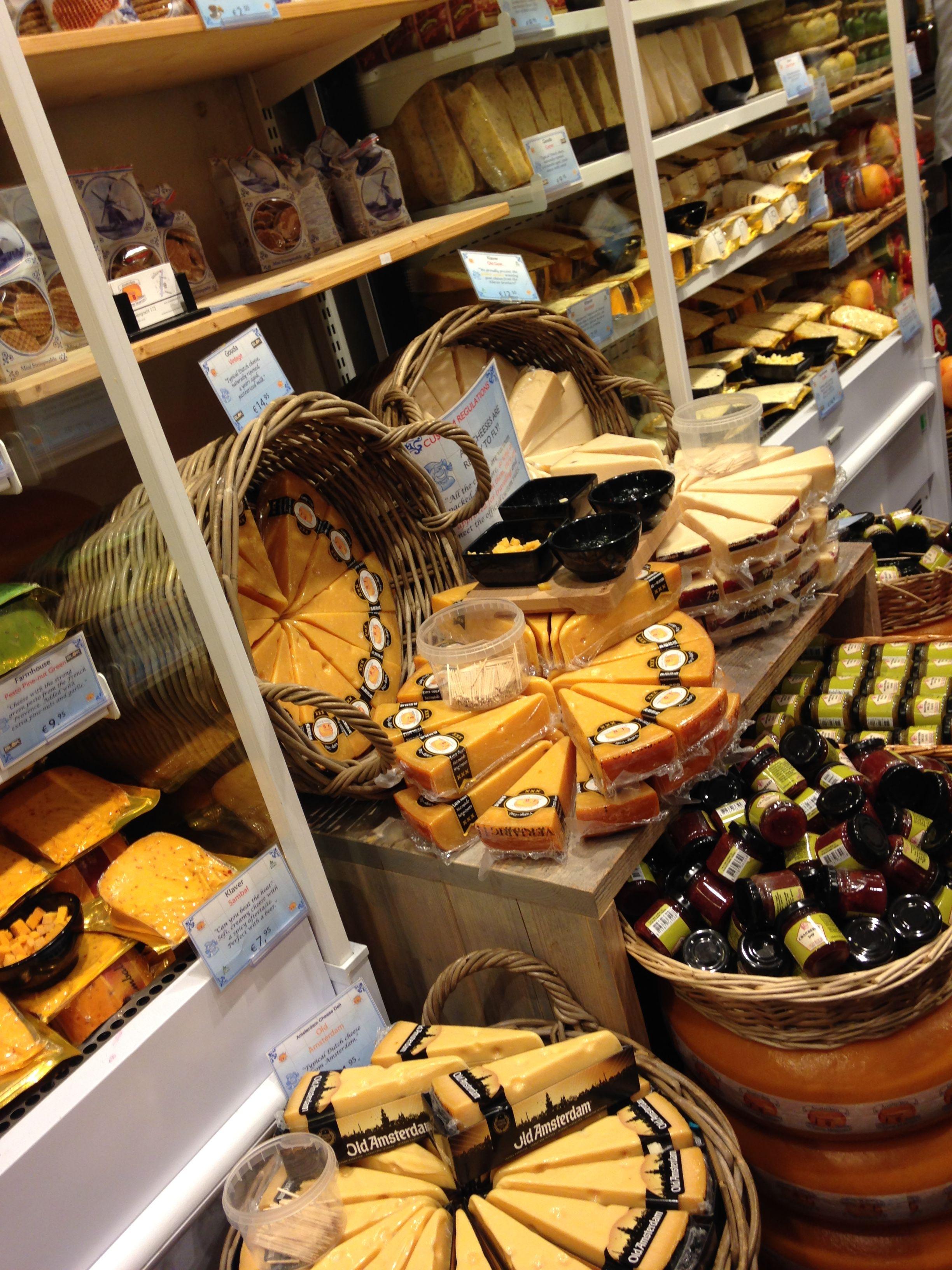 #Amsterdan #Holanda #queijos