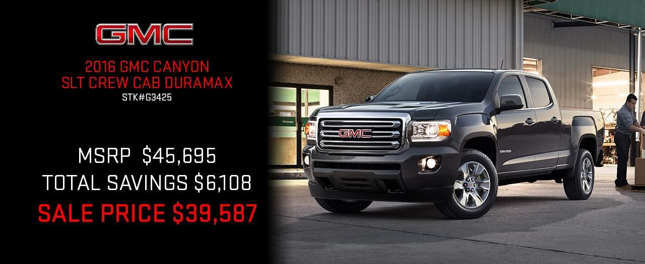 Suss Buick Gmc >> Canyon Truck Denver Co Suss Buick Gmc Black Friday