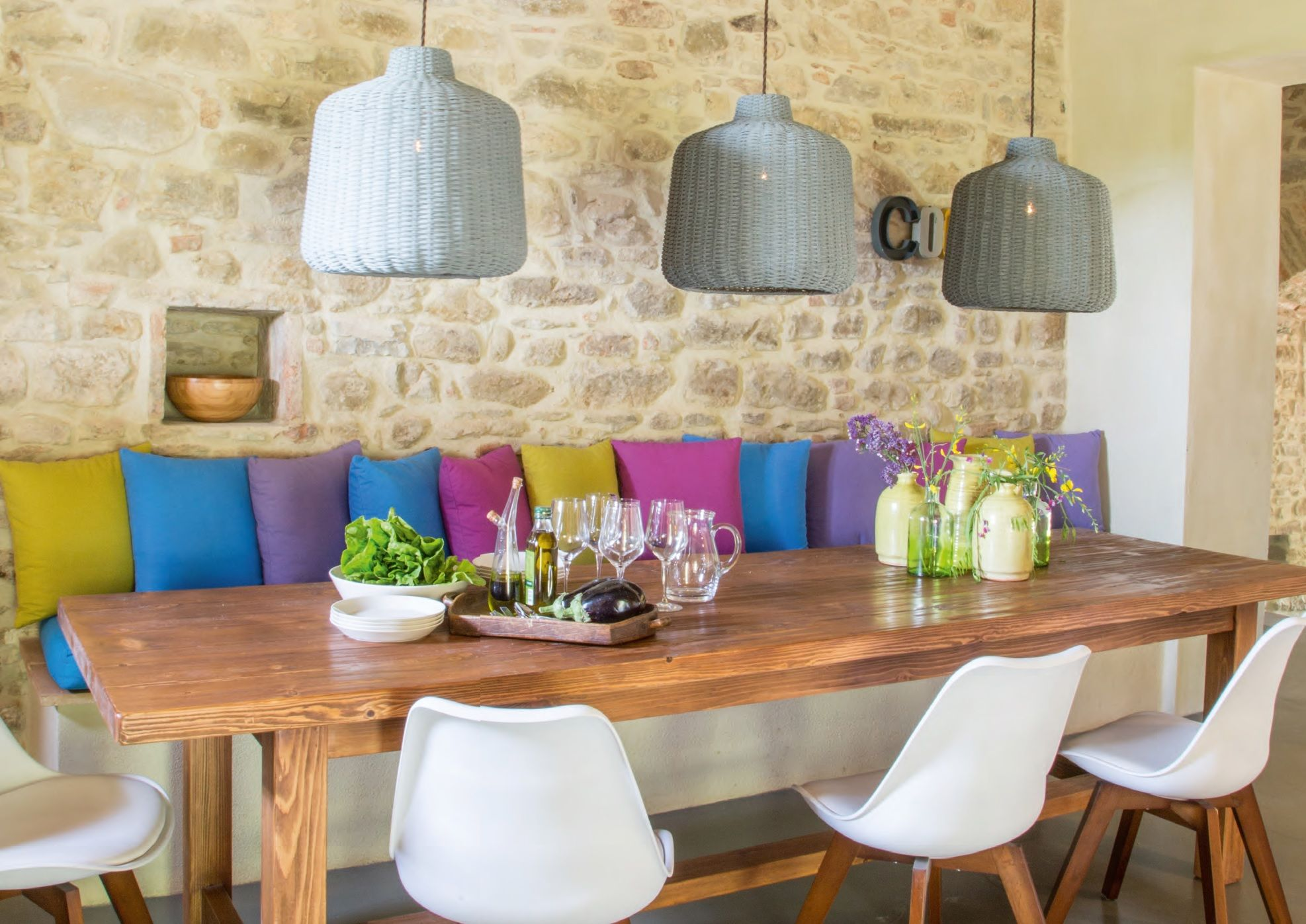 Find This Pin And More On Ideas For Italy House Rustic Dining Room