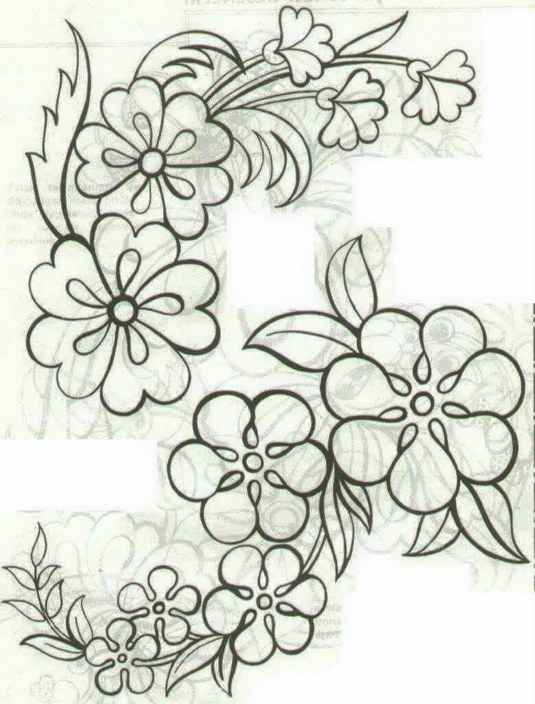 Pin by helena vaz santos on bordados pinterest explore flower patterns and more bankloansurffo Images