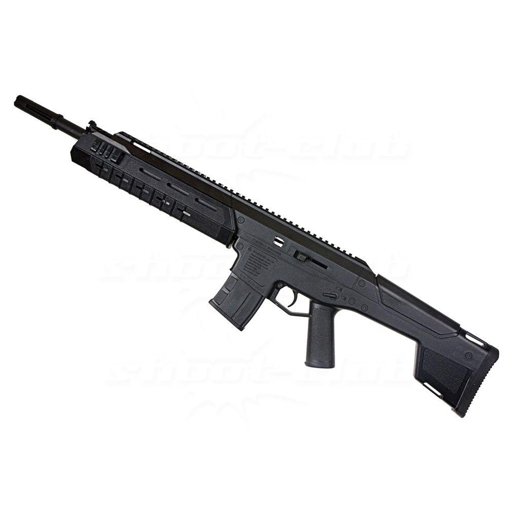 Crosman MK 177 Luftgewehr 4,5 mm schwarz