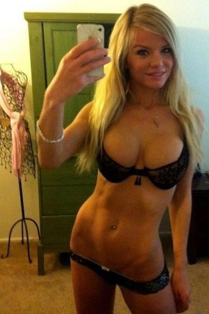 babe teen Amateur blonde