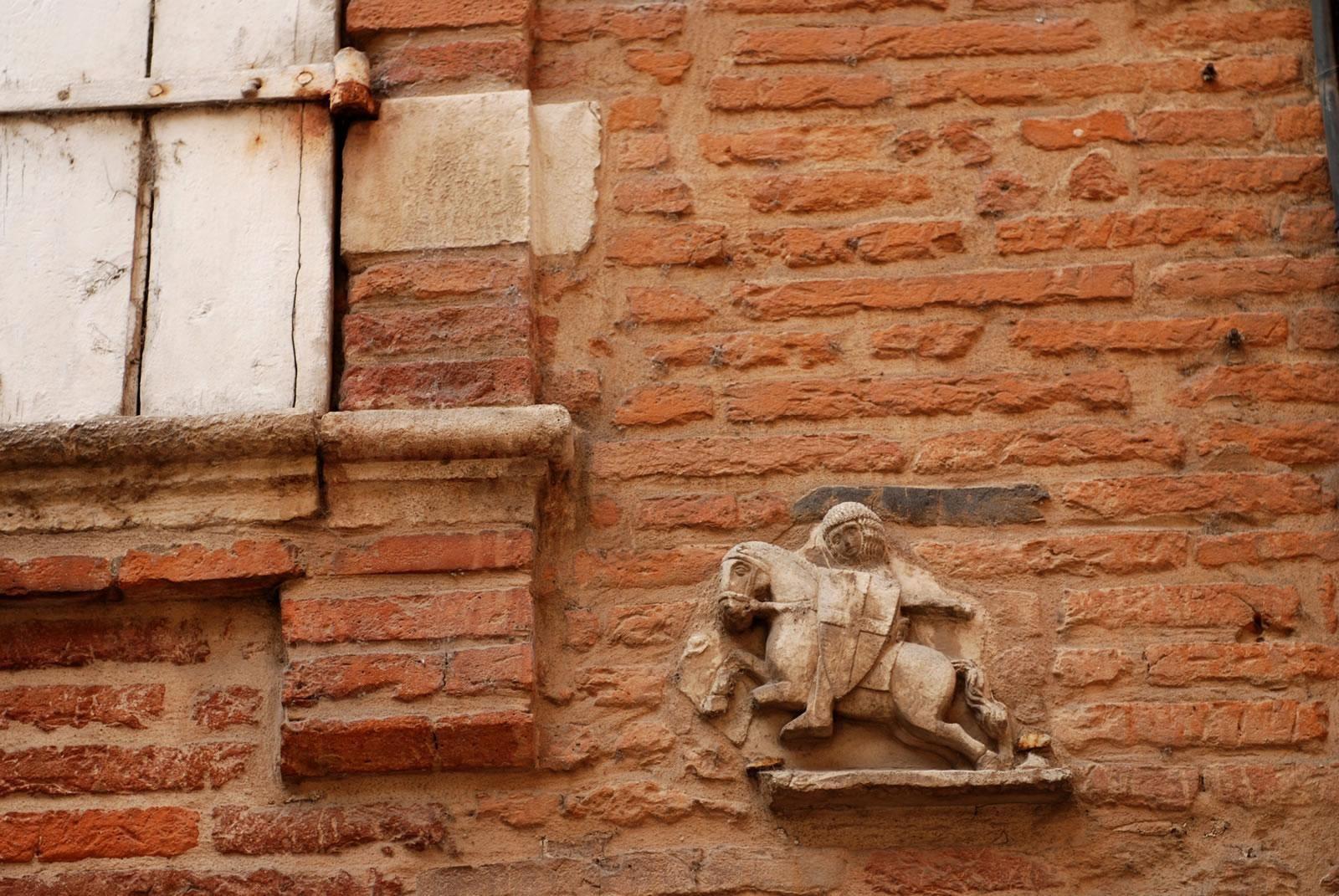 Assez La brique rose de Toulouse | ARCHITECTURE | Pinterest | Mur, La  CQ12