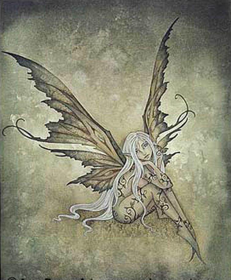 fée tatoo | fairies sprites and elves | Amy brown fairies