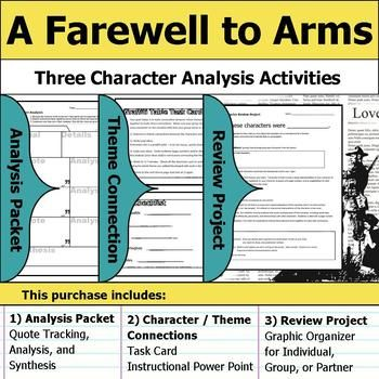 a farewell to arms themes analysis