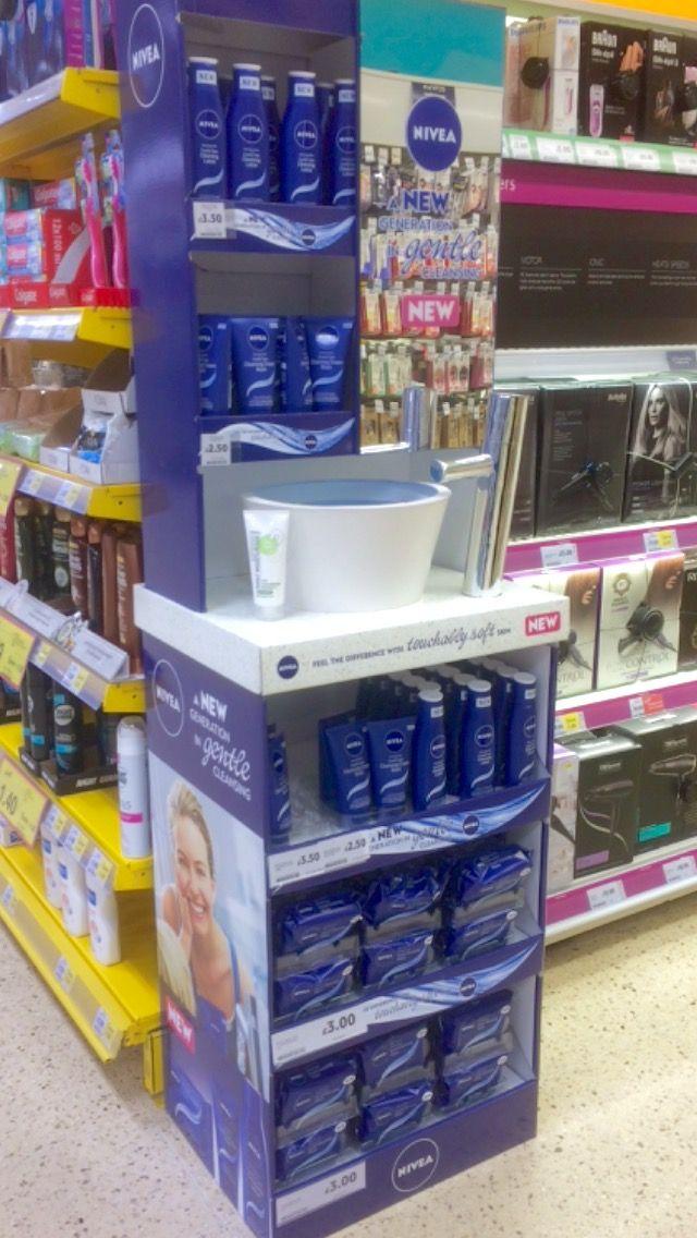 Consumer behavior nivea s temporary shop