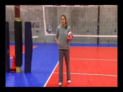 Develop A Faster Arm Swing How To Spike A Volleyball Tutorial Volleyball Skills Volleyball Tryouts Volleyball Training