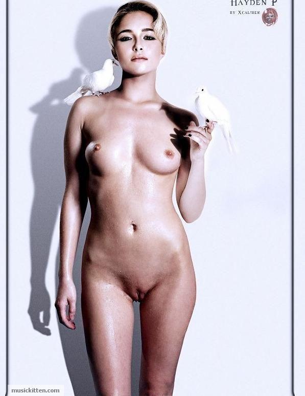 naked girl in beach alone