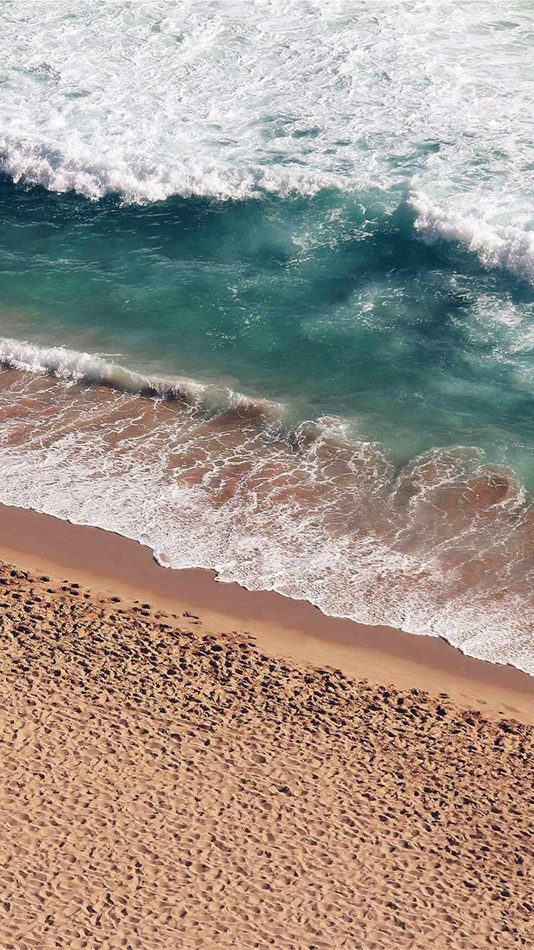Tumblr iphone wallpaper summer - Coast Wave Find More Summer Themed Wallpapers For Your
