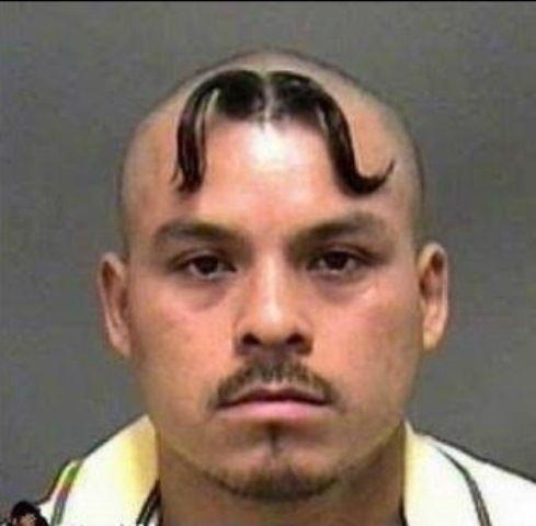 Gesichtsfrisuren Avantgarde Fur Den Bart Frisuren Lustige Frisuren Herrenfrisuren