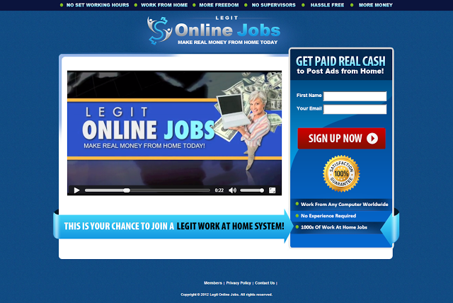 How to manage my money with a real job online