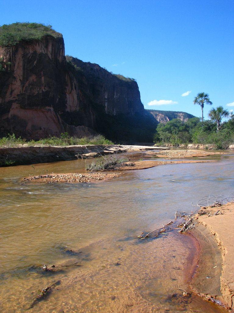 O Jalapão do Sertão Mineiro-Serra das Araras-Chapada Gaúcha-MG