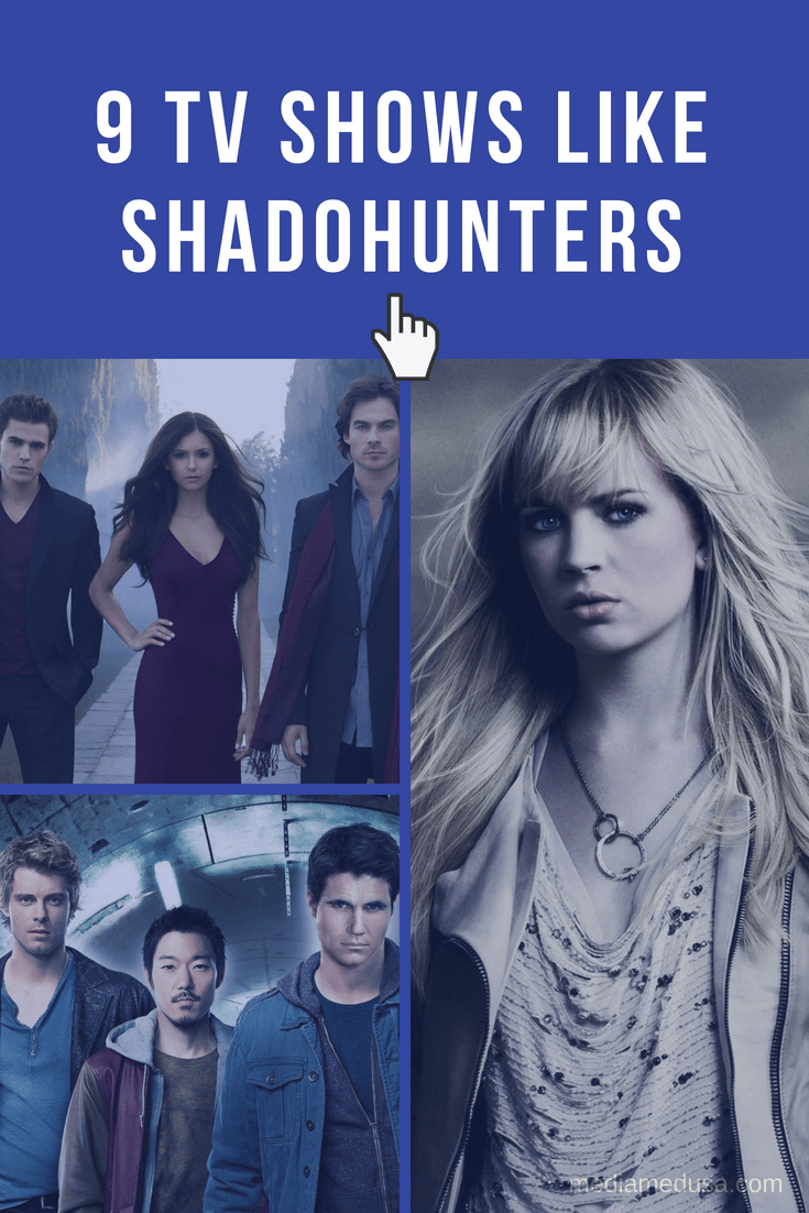 9 Thrilling Mystic TV Shows Like 'Shadowhunters' | TV Shows | Shows