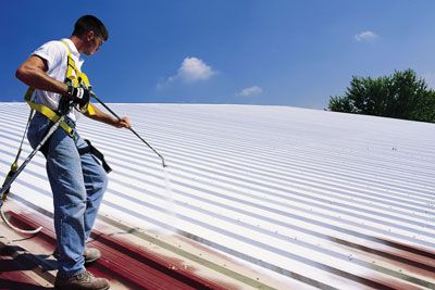 Roof Coating Roof Restoration Commercial Roofing Cool Roof