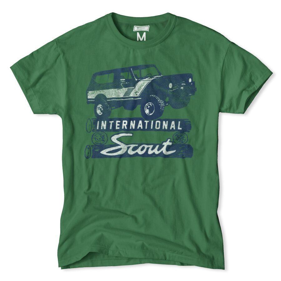 International Scout Vintage T Shirt International Scout Vintage