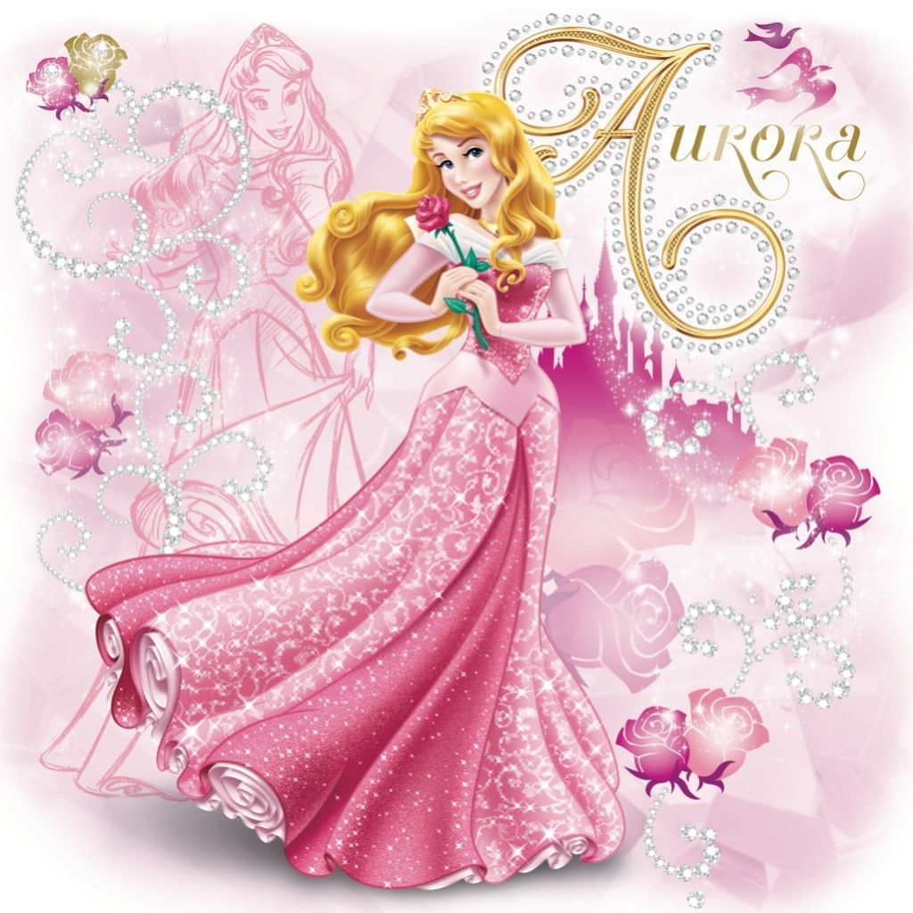 W. Disney Princezny, poznámkový kalendář 2015, 30 x 30 cm | PRESCO GROUP