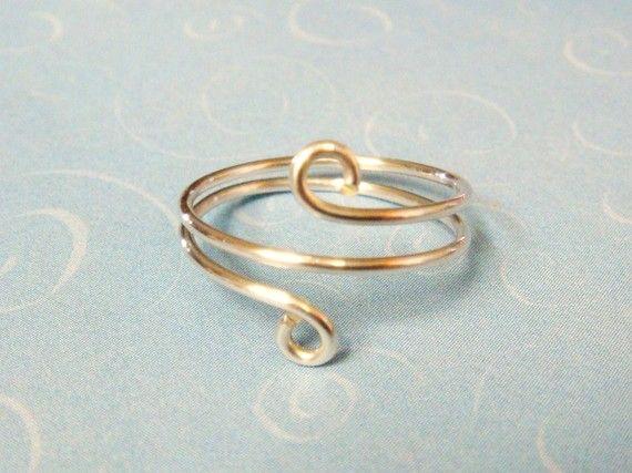 toe ring | Style | Pinterest | Ringe und Schmuck