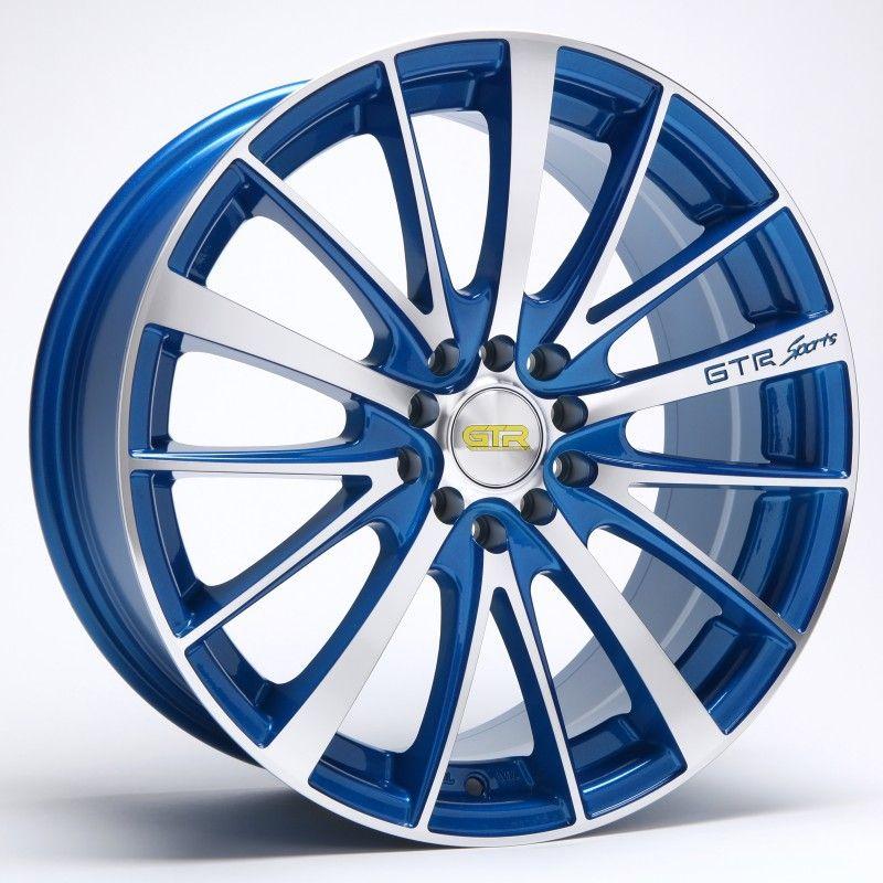 GTR Wheels available at Star Tire, West Haven CT www.startireandwheels.com/wheels