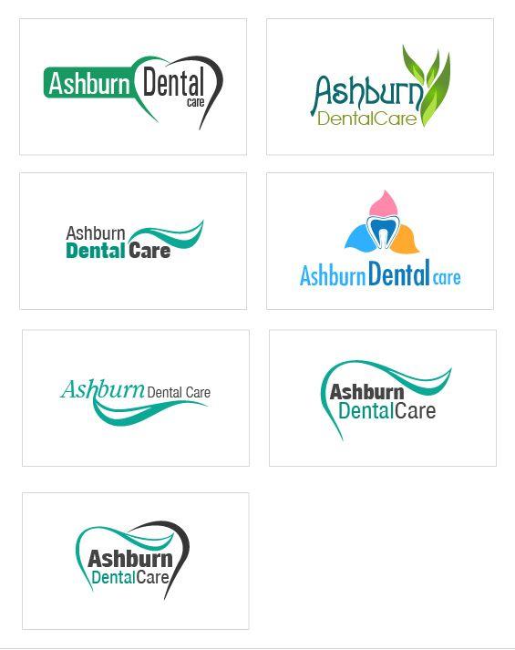 dental-logo-design-inspiration-14 | Dentist temp | Pinterest ...