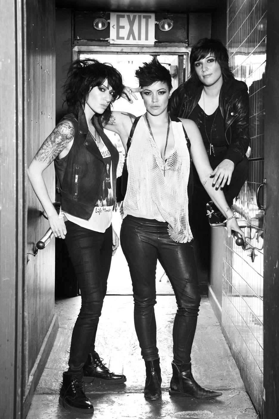 Androgynous Rock Fashion With Kiyomi McCloskey   DapperQ