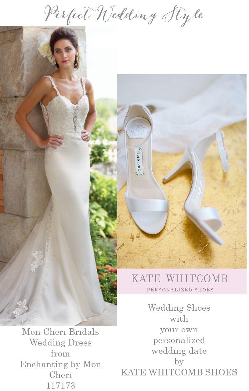 Mon Cheri Bridals Wedding Dress From Enchanting By Mon Cheri