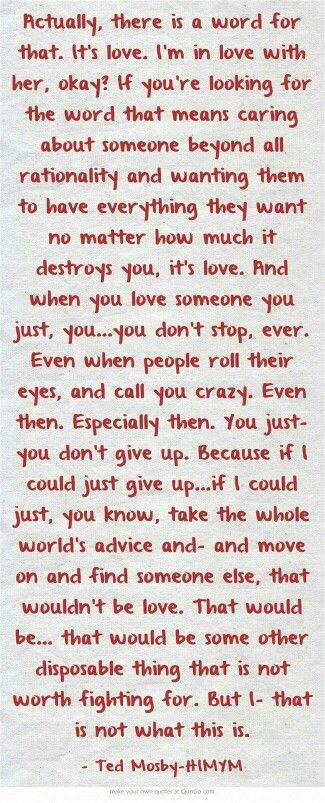 love of life summary