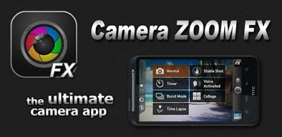 Camera ZOOM FX Premium Apk free on Android Camera apps