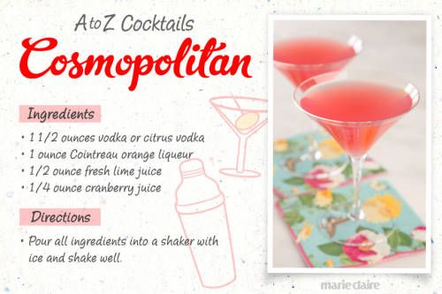 26 easy to make drinks a z style cosmopolitan drink cosmopolitan cosmopolitan drink recipe sisterspd