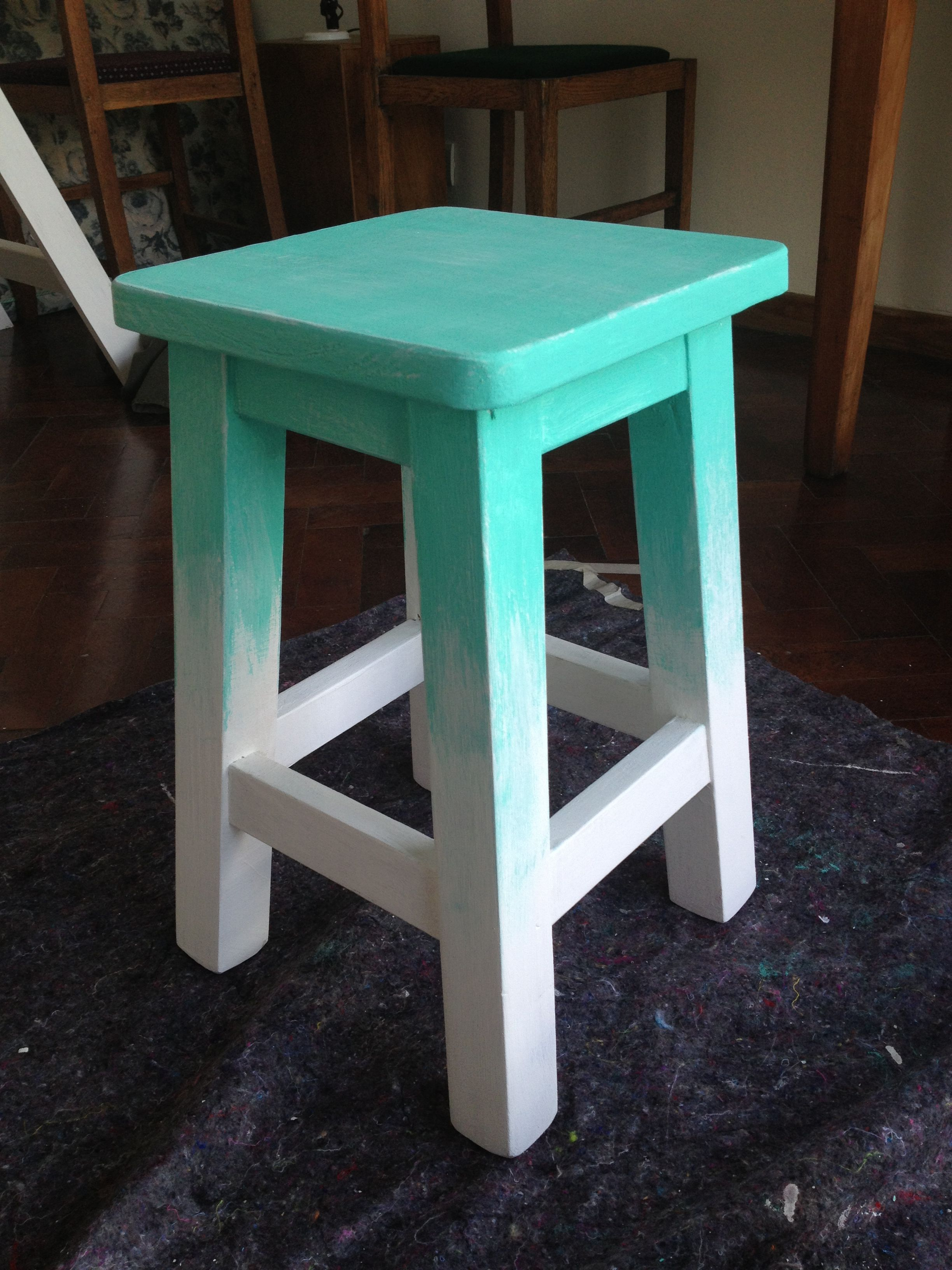 Ombre DIY | Shabby chic | Pinterest | Ombre, Diy bedroom and Woodwork