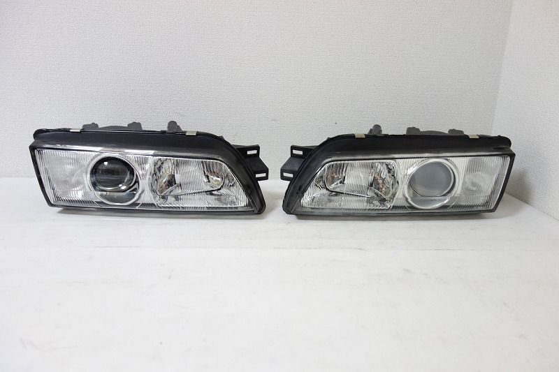 JDM NISSAN SKYLINE R32 Halogen Headlight GENUINE OEM #NISSAN