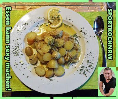 """""""Liebe geht durch den Magen"""" oder wenn das Essen sexy macht!: """"Bayern trifft aufIndien – Kartoffeln mit frische..."""