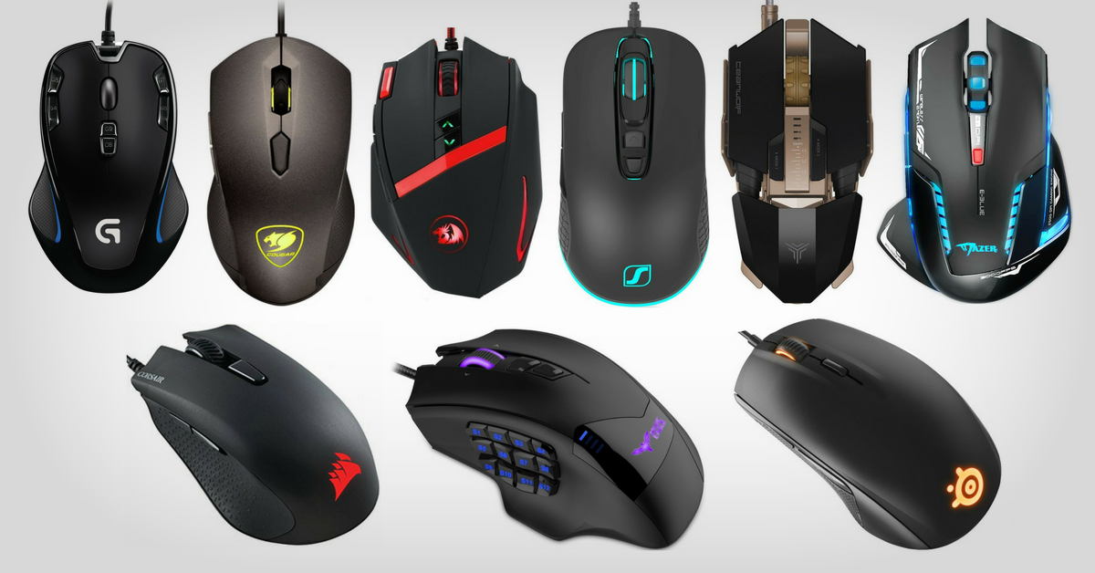 7f1ca84bd8a Best Budget Gaming Mouse (Apr.) 2017 – Buyer's Guide & Reviews ...