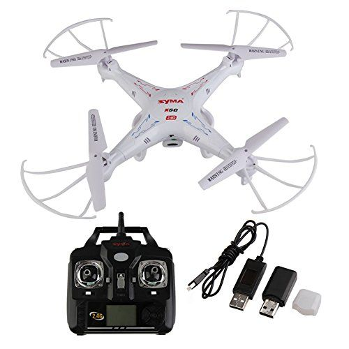 Vktech Rc Ufo With Camera 3d Quadrocopter 24 Ghz Control Rc