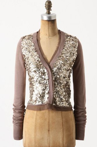 Sparkly #cardigan #sweater