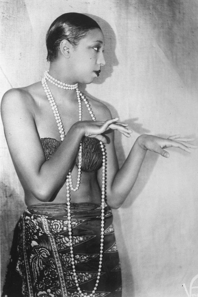 Josephine Baker (1906-1975), American-born French entertainer and activist -  Josephine Baker (1906-1975), American-born French entertainer and activist  - #Activist #Americanborn #Baker #entertainer #French #Josephine