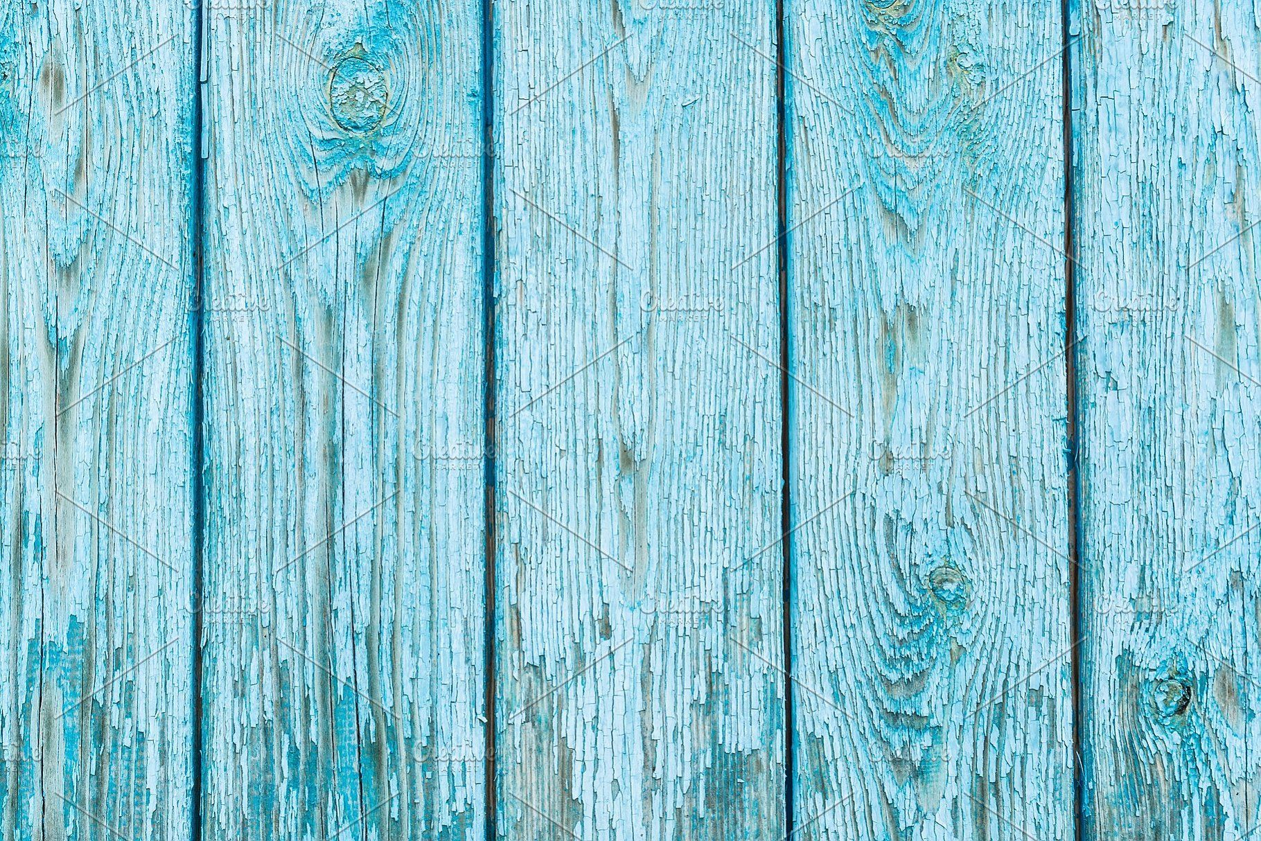 Blue Wood Texture Blue Wood Wood Texture Turquoise Wallpaper