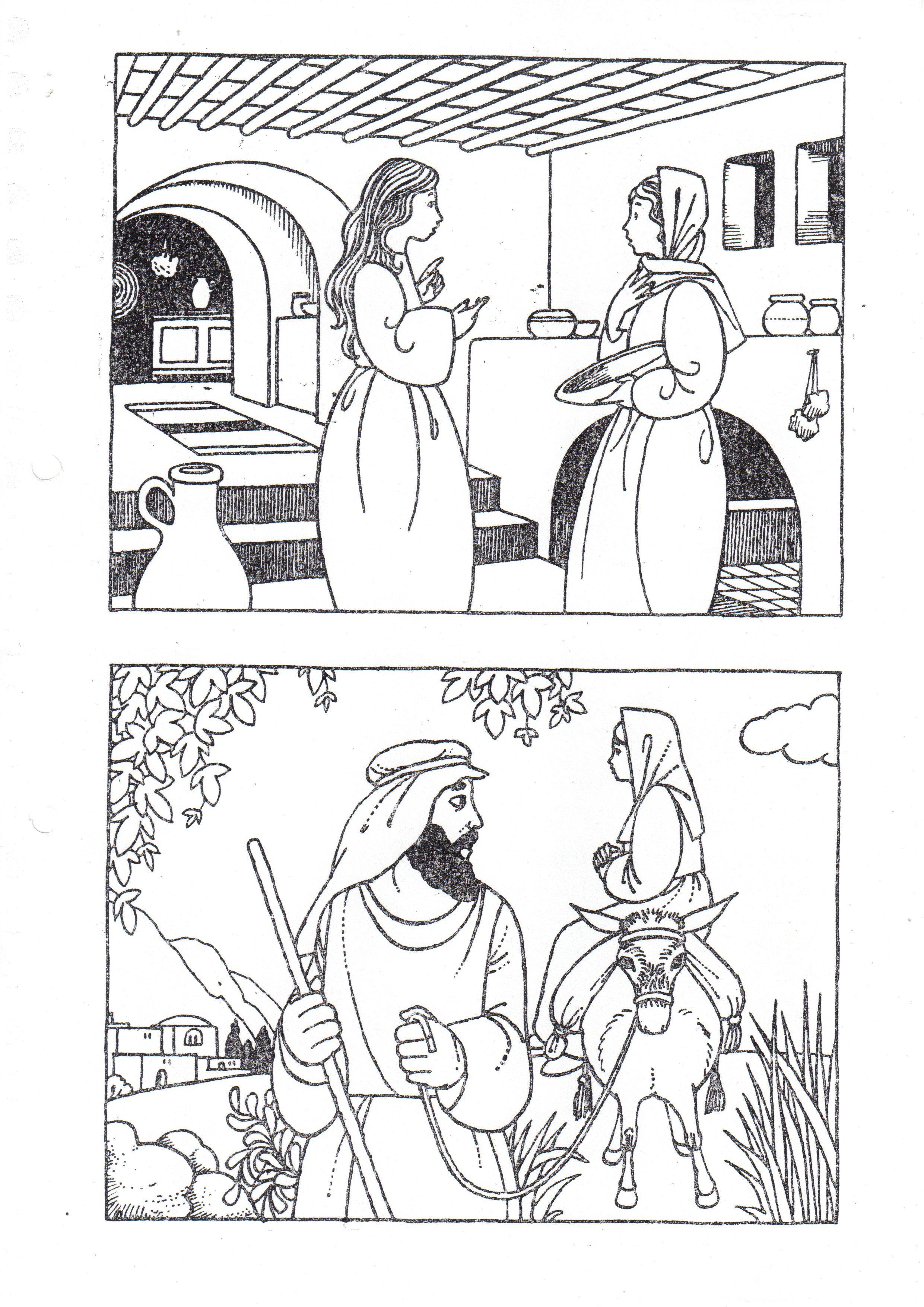 Pin de Heather McCary en Bible: NT Jesus Birth | Pinterest
