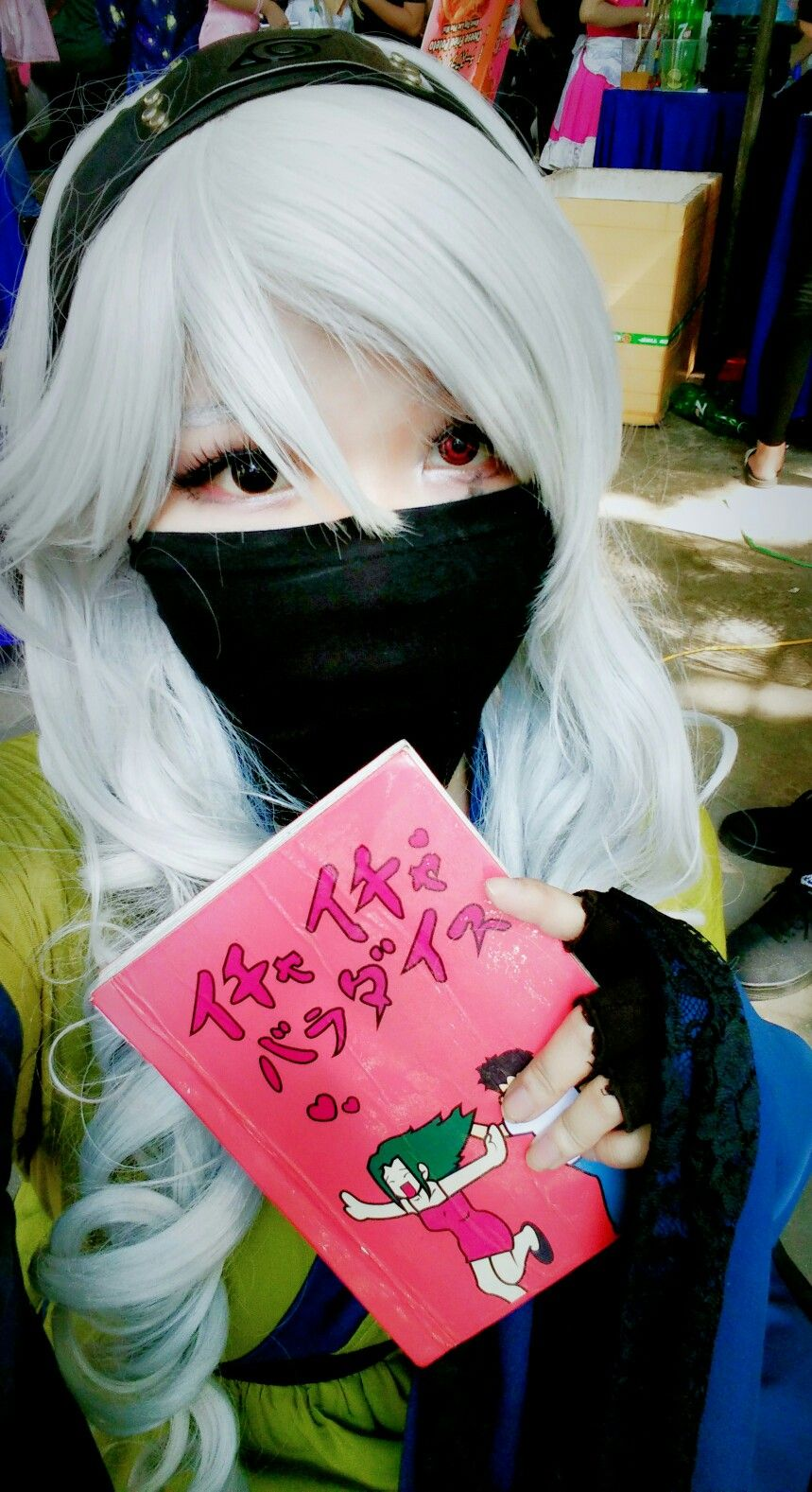 Pin by Jessica on Cosplay Kakashi, Naruto cosplay, Cosplay