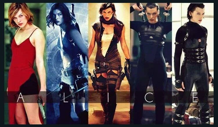 Resident Evil 4 Movie Cast