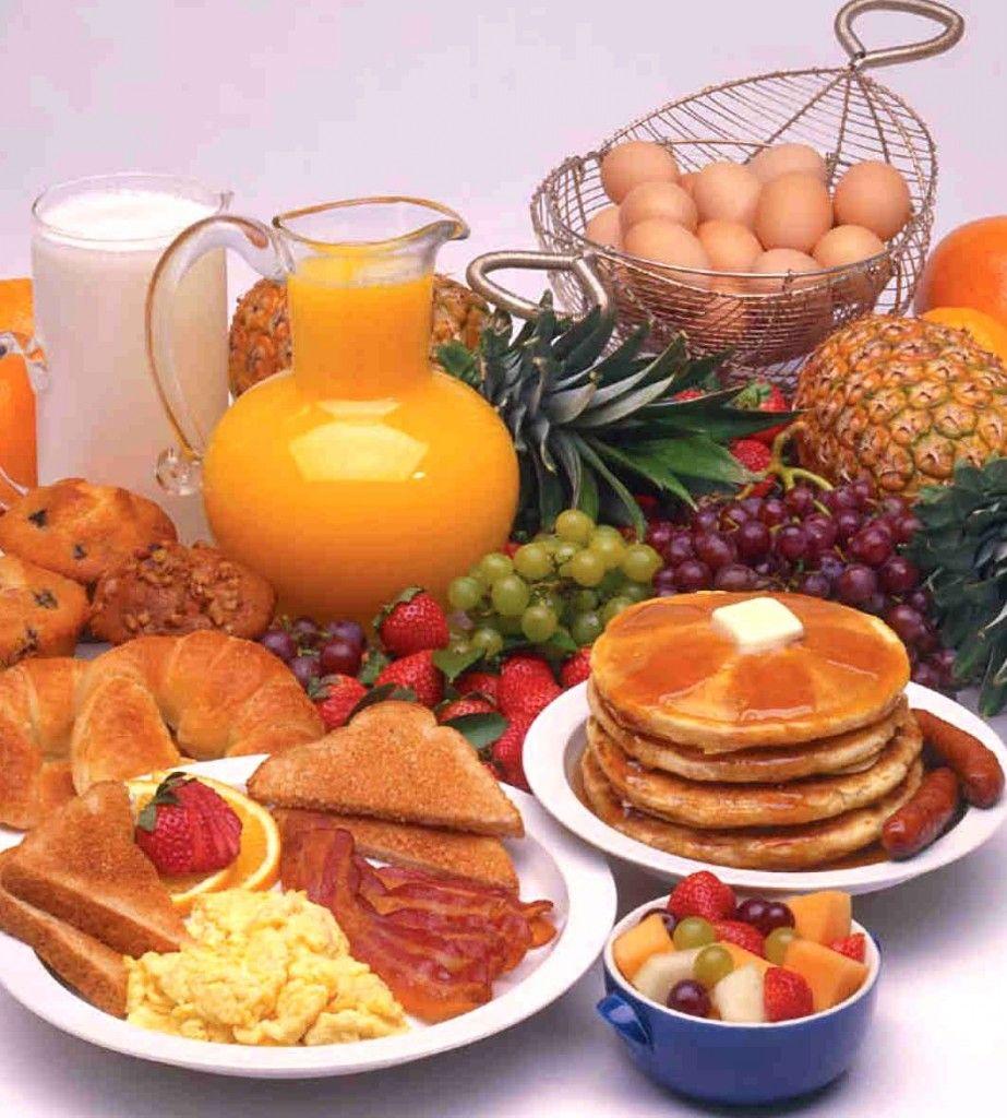 Thanksgiving Breakfast Buffet