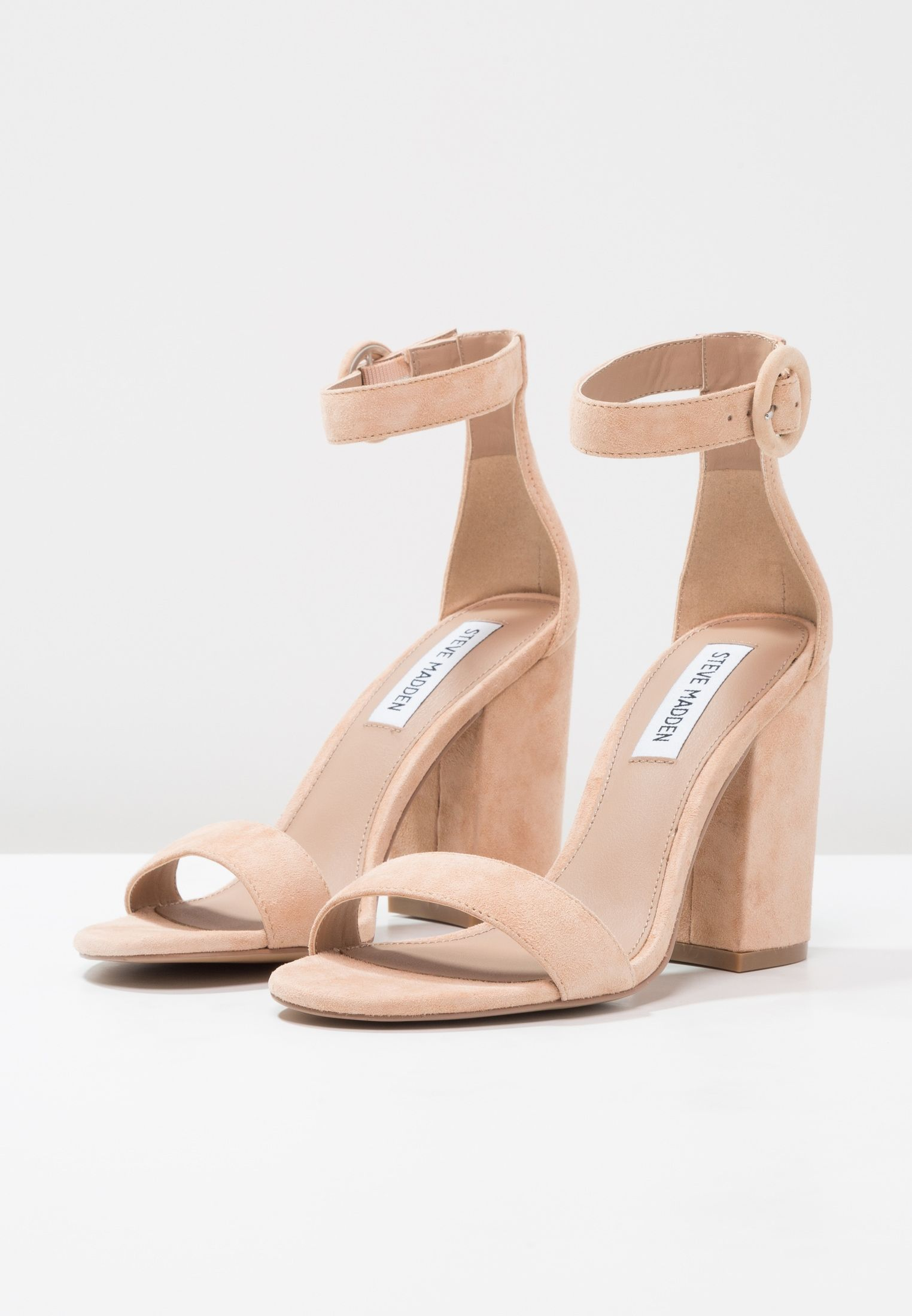 3099db5f150c97 Steve Madden FRIDAY - High Heel Sandaletten - blush - Zalando.de ...