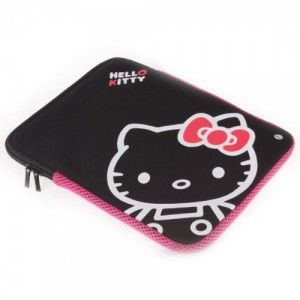 ab965bcb8 Hello Kitty Designer Notebook Laptop Neoprene Sleeve Case 14 ...