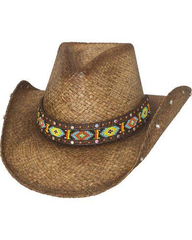Bullhide Love Myself Straw Cowboy Hat  4b7b2c103c4