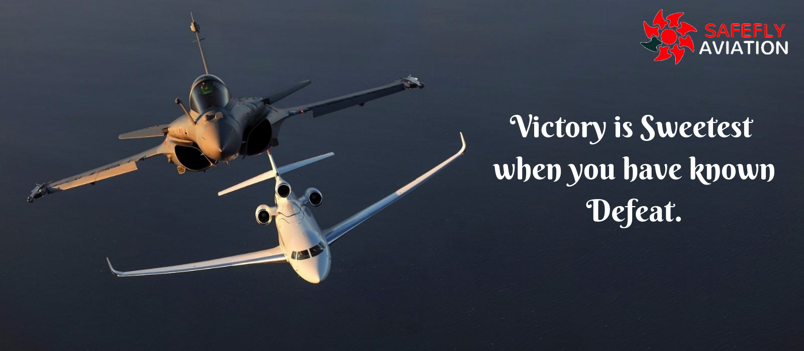 Victory is Sweetest in 2020 Aviation quotes, Aviation