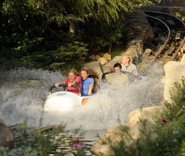 Disney's best original rides: Matterhorn Bobsleds (Disneyland)