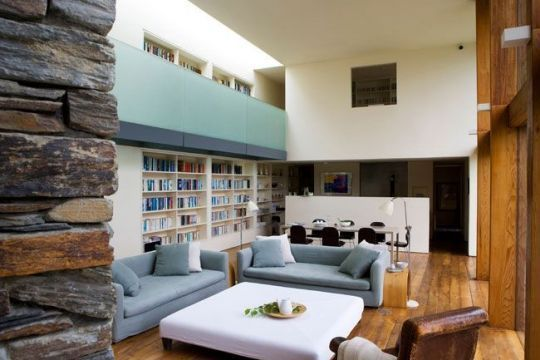 Déco salon moderne  30 photos d\u0027inspiration Salons and Interiors