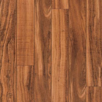 Pergo Xp Hawaiian Curly Koa Laminate Flooring 13 1 Sq