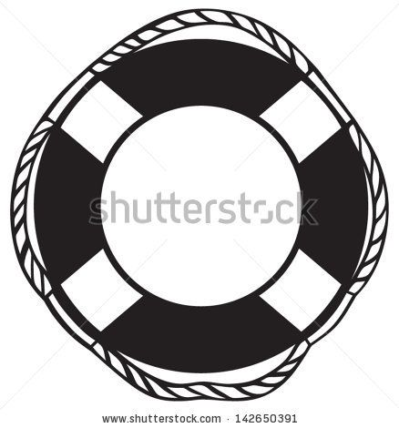 Life Preserver Clip Art Rope Image Stock Photos Lifebuoy